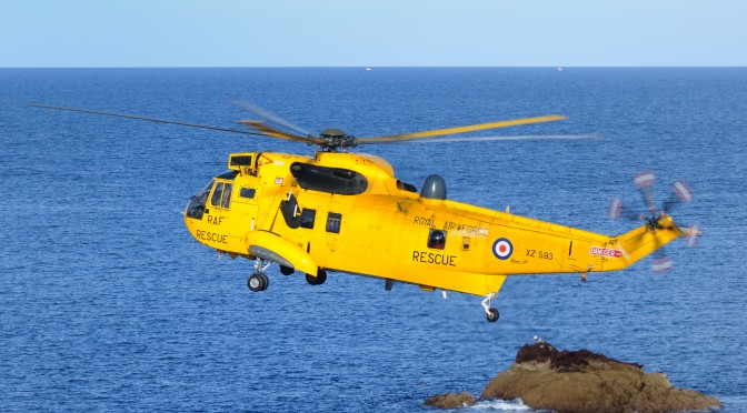 Thank You – RAF 202 Squadron Search and Rescue