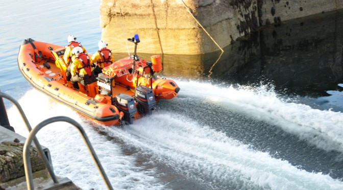 Save St Abbs Lifeboat – The Campaign is Launched
