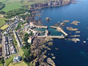 St Abbs from the Sky 3