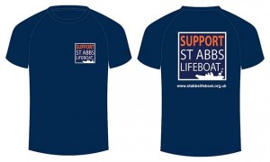 Support St Abbs Lifeboat T-Shirts