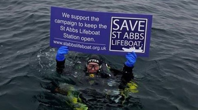 Scottish Sub Aqua Club – Supporting Our Campaign