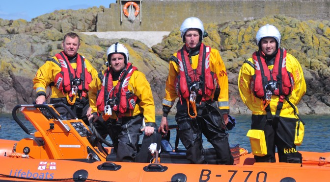 St Abbs Lifeboat – Going  independent