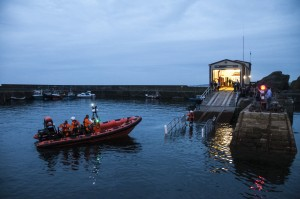 St Abbs Launch (4)